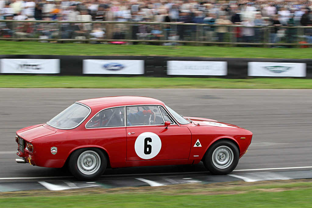 Alfa Romeo 1600 GTA    - 2007 Goodwood Revival
