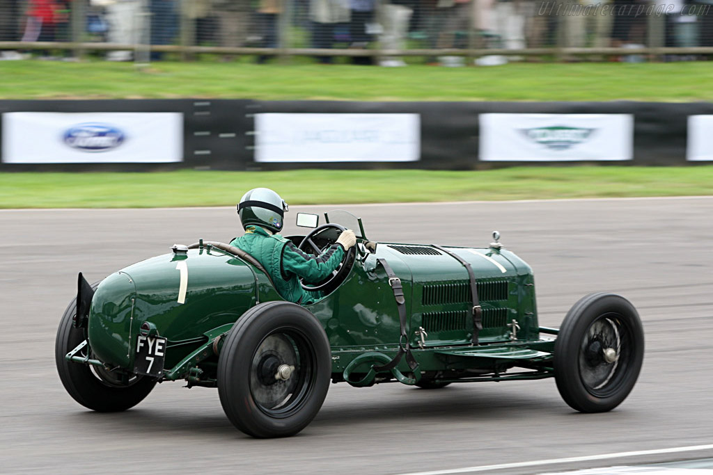 Alfa Romeo 8C 2300 Monza - Chassis: 2211077   - 2007 Goodwood Revival