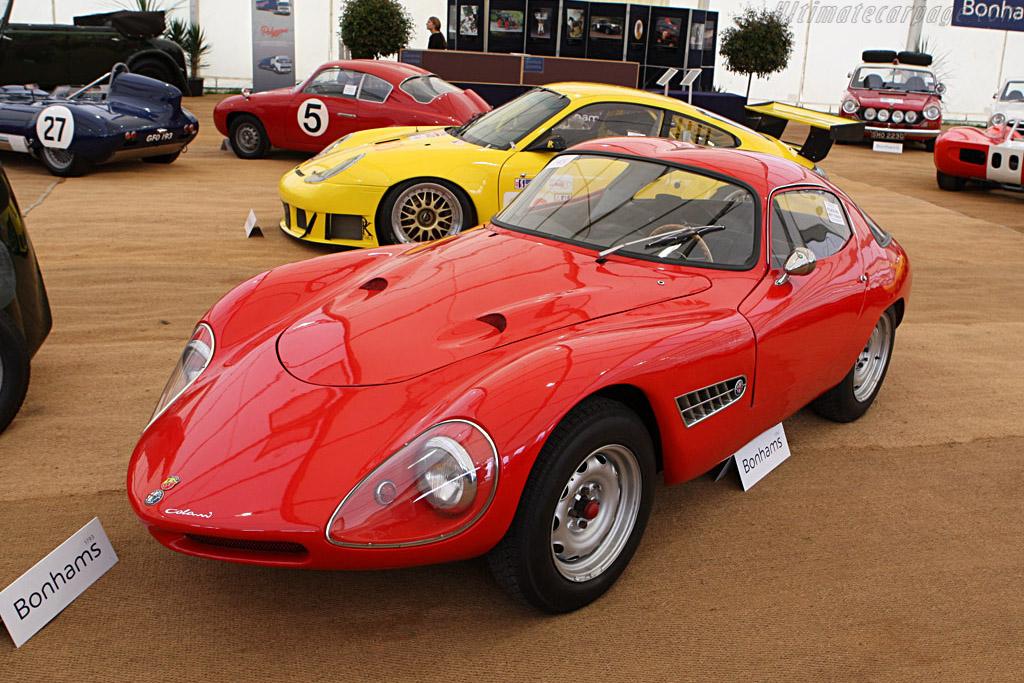 Alfa Romeo Abarth Colani    - 2007 Goodwood Revival