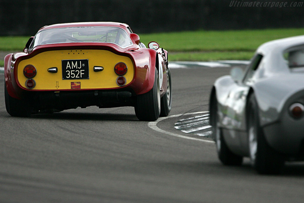 Alfa Romeo TZ2 - Chassis: AR750117   - 2007 Goodwood Revival