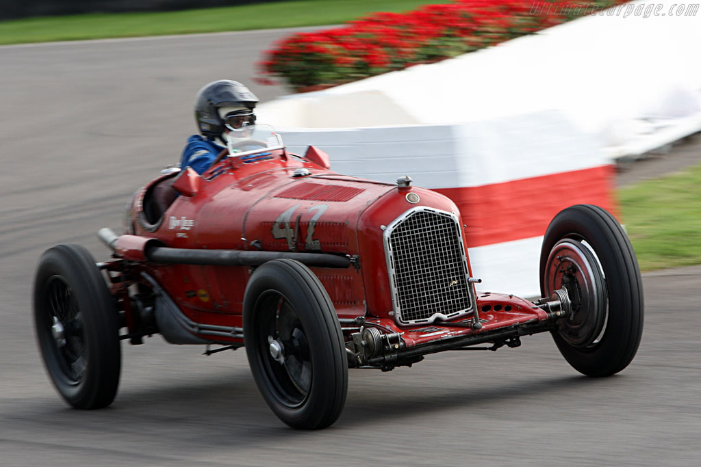 Alfa Romeo Tipo B 'P3' - Chassis: 50007   - 2007 Goodwood Revival