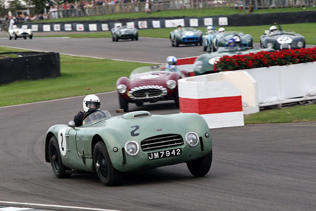 Allard J2X Le Mans    - 2007 Goodwood Revival