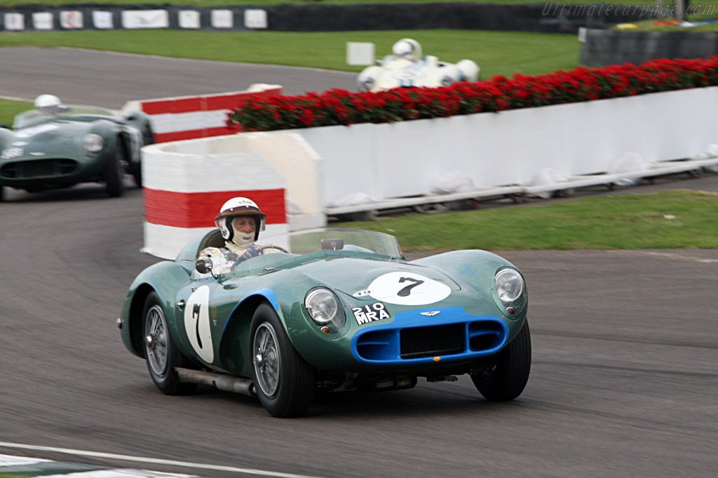 Race Car Trophy >> Aston Martin DB3S - 2007 Goodwood Revival