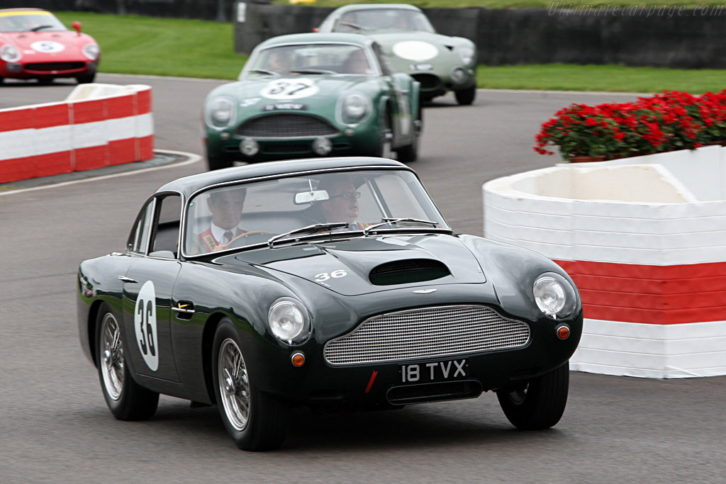 Aston Martin DB4 GT - Chassis: DB4GT/0125/R  - 2007 Goodwood Revival