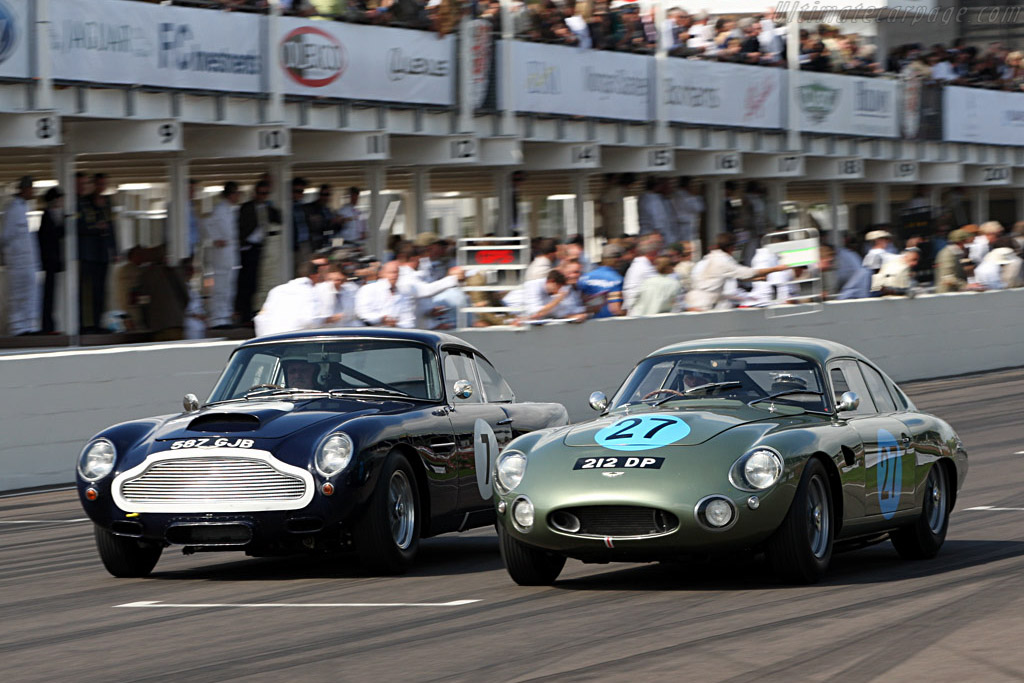Aston Martin DB4 GT - Chassis: DB4GT/0124/R   - 2007 Goodwood Revival