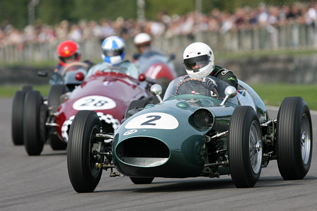 Aston Martin DBR4 - Chassis: 'DBR4/2'   - 2007 Goodwood Revival