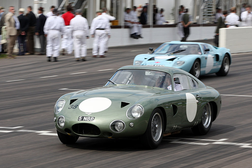 Aston Martin DP214 - Chassis: 0194/R   - 2007 Goodwood Revival