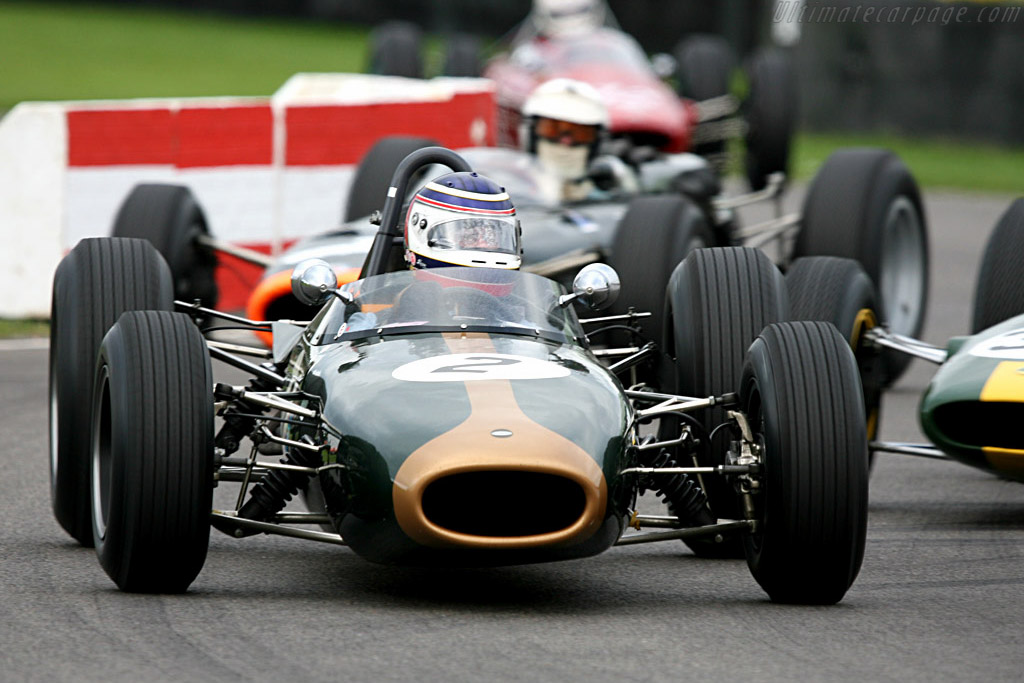 Brabham BT11 Climax - Chassis: F1-1-64   - 2007 Goodwood Revival