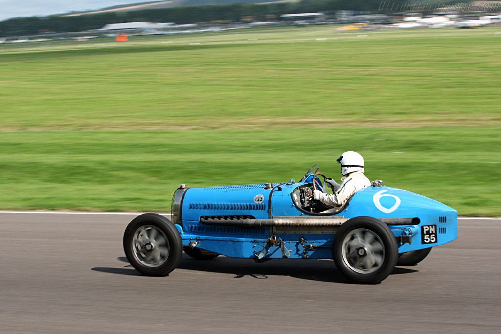 Bugatti Type 54 Grand Prix - Chassis: 54201   - 2007 Goodwood Revival