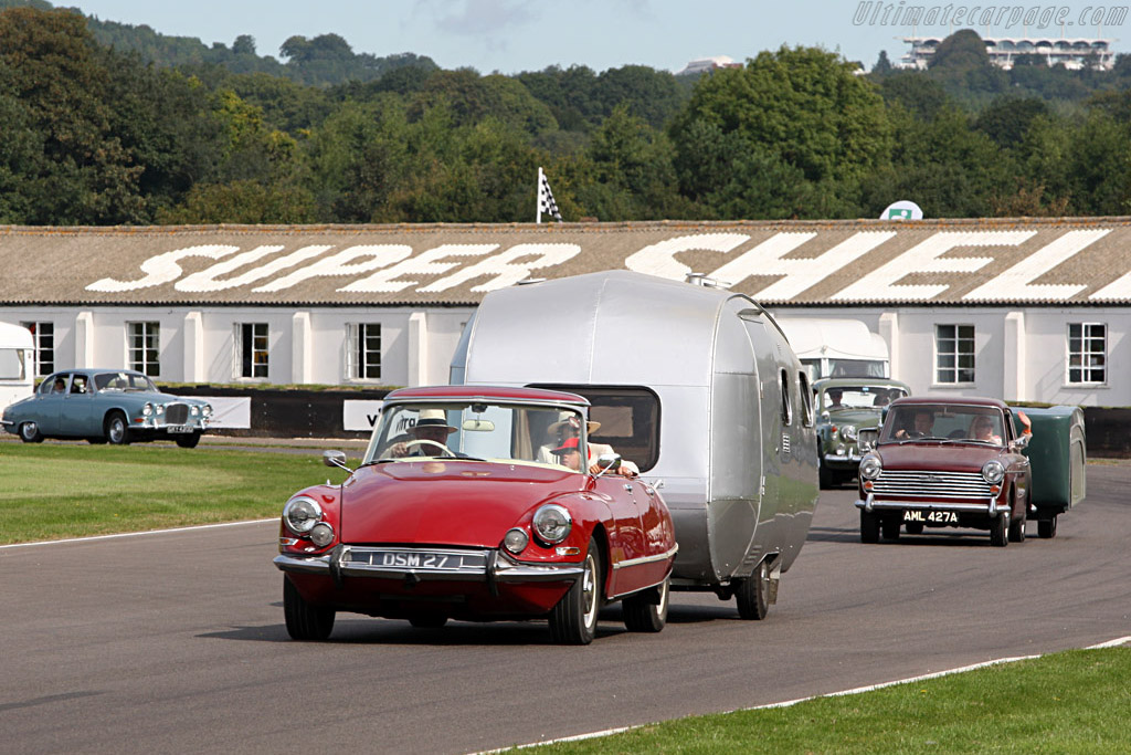 Celebration of the Classic Caravan    - 2007 Goodwood Revival