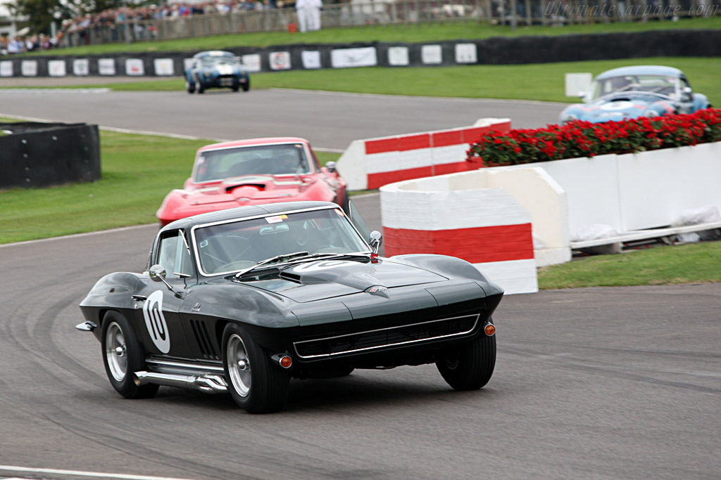 Chevrolet Corvette    - 2007 Goodwood Revival