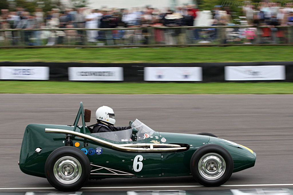Connaught C-Type - Chassis: C8   - 2007 Goodwood Revival