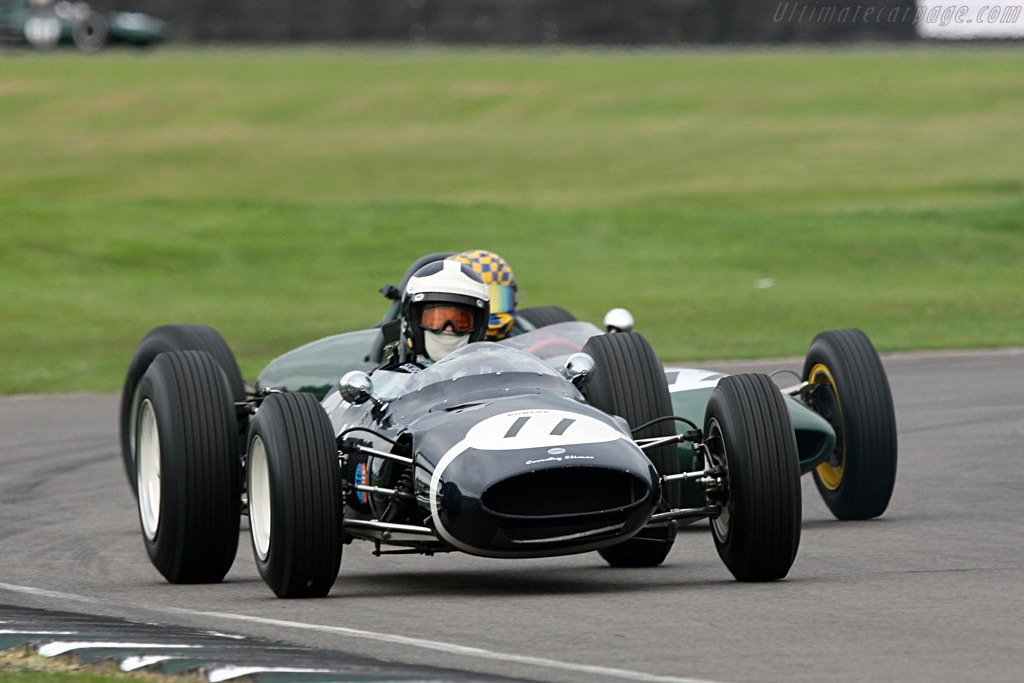 Cooper T66 Climax - Chassis: F1-2-63 - Driver: Sid Hoole  - 2007 Goodwood Revival