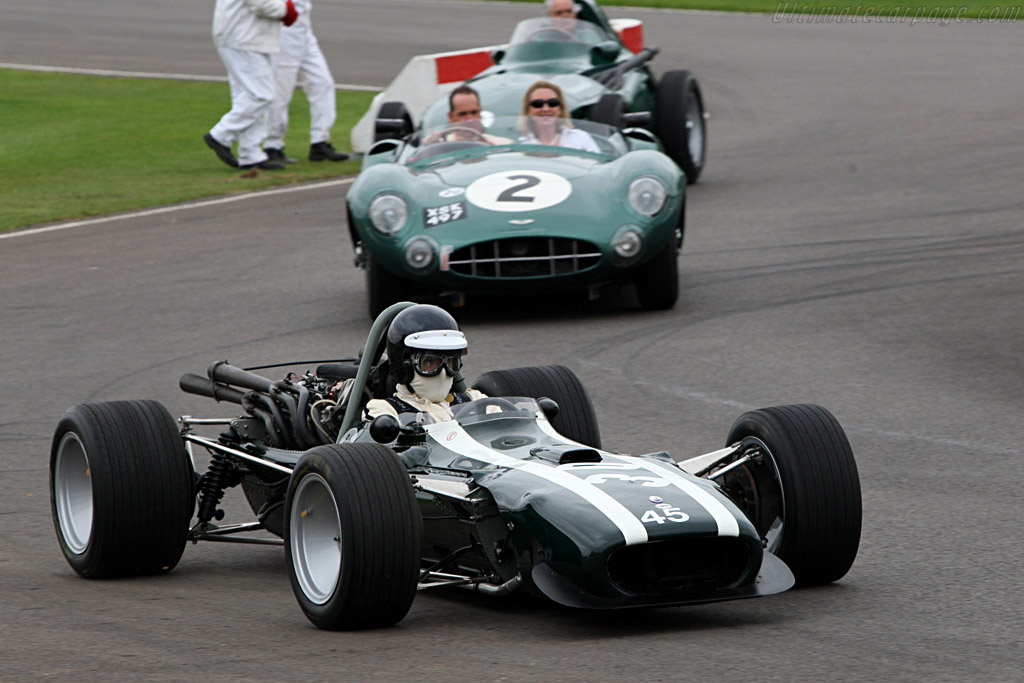 Cooper T86 Maserati - Chassis: F1-2-67  - 2007 Goodwood Revival