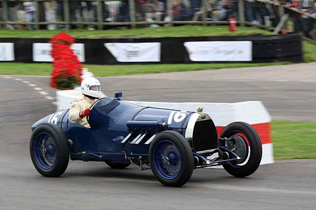 Delage Bequet Special    - 2007 Goodwood Revival