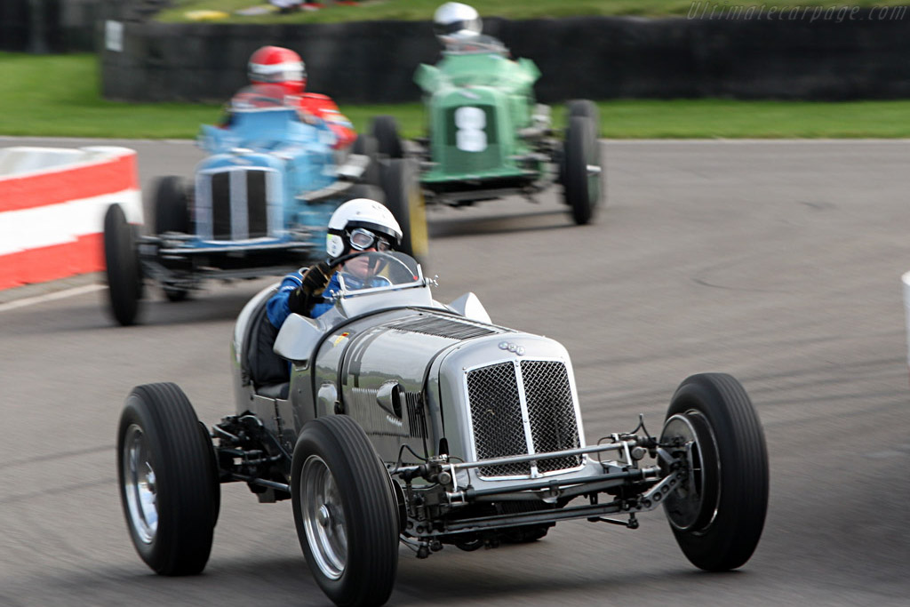 ERA R11B - Chassis: R11B   - 2007 Goodwood Revival