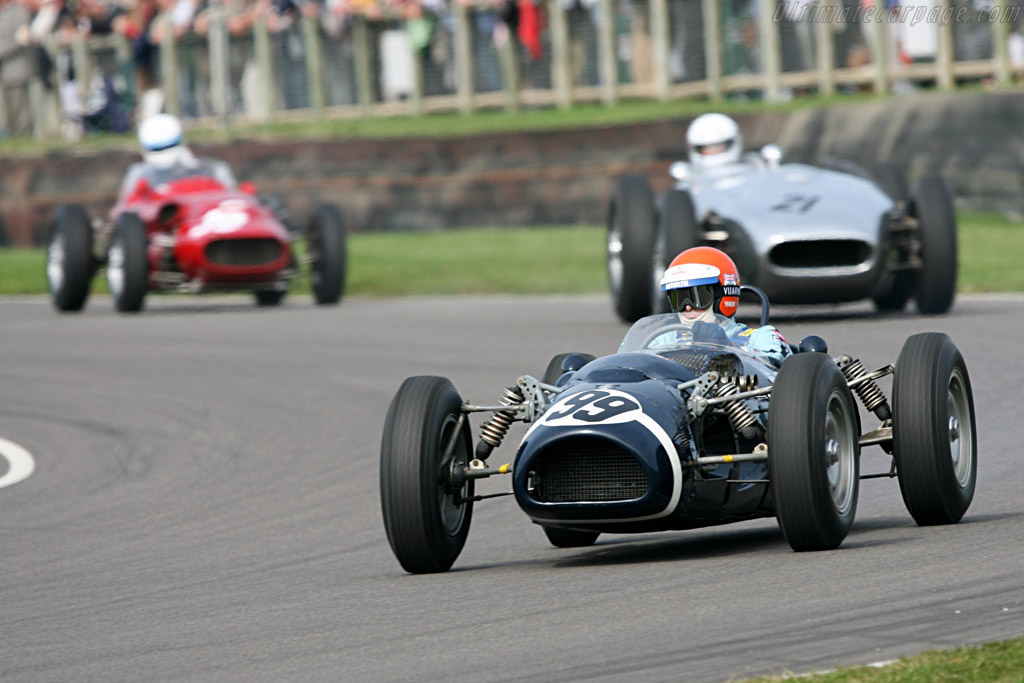 Ferguson P99 - Chassis: P99-01   - 2007 Goodwood Revival