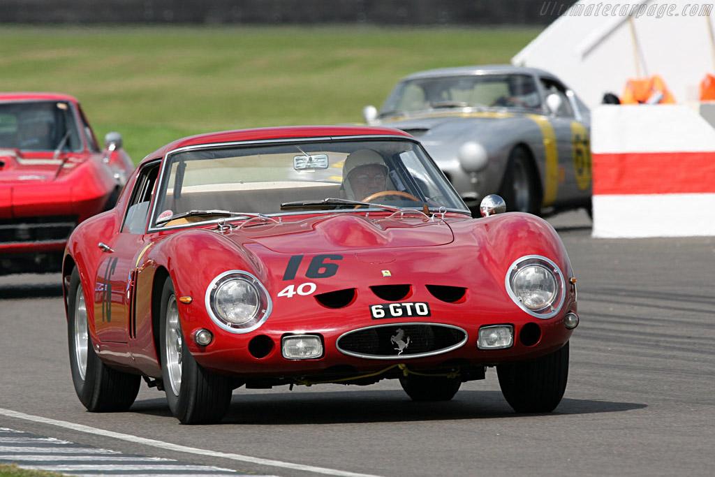 Ferrari 250 GTO - Chassis: 3527GT   - 2007 Goodwood Revival