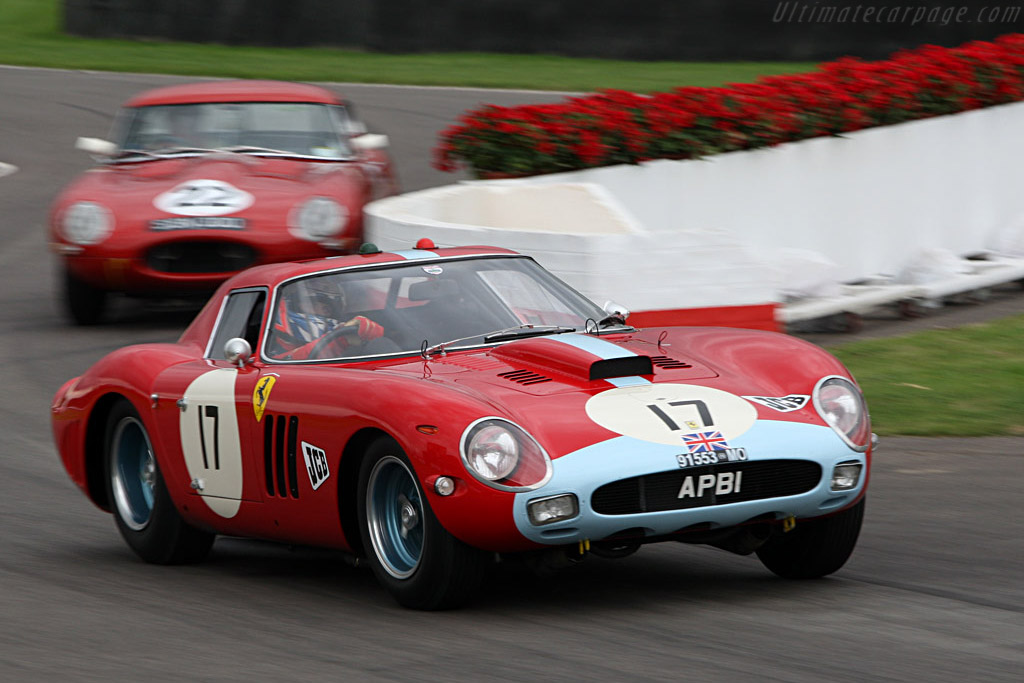 Ferrari 250 GTO/64 - Chassis: 4399GT   - 2007 Goodwood Revival