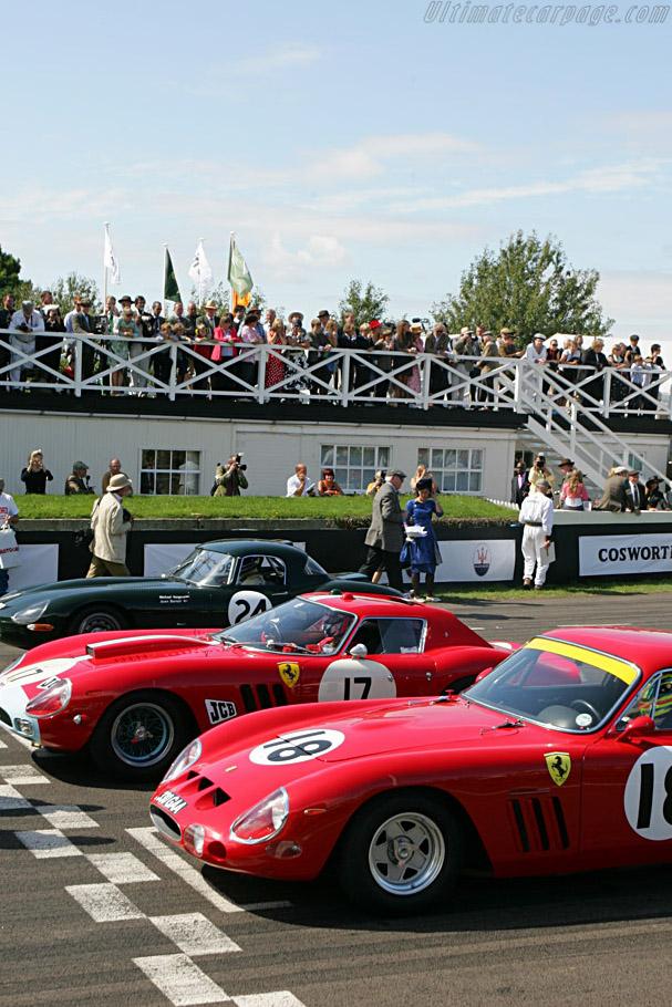 Ferrari 330 LMB - Chassis: 4381SA   - 2007 Goodwood Revival