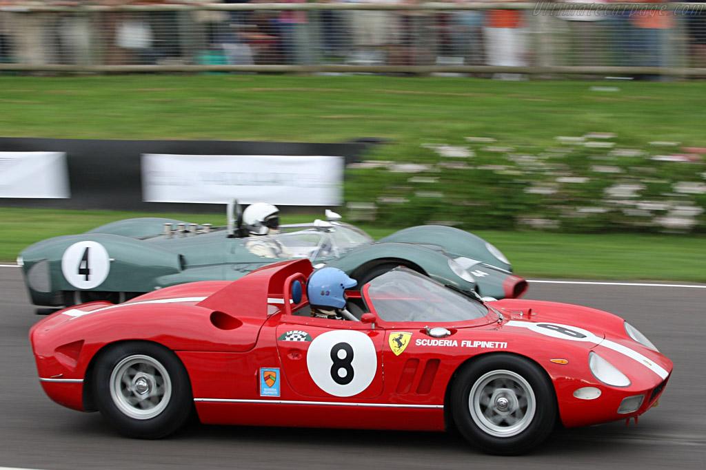 Race Car Trophy >> Ferrari 365 P - 2007 Goodwood Revival