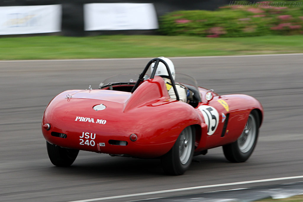 Ferrari 750 Monza - Chassis: 0504M   - 2007 Goodwood Revival