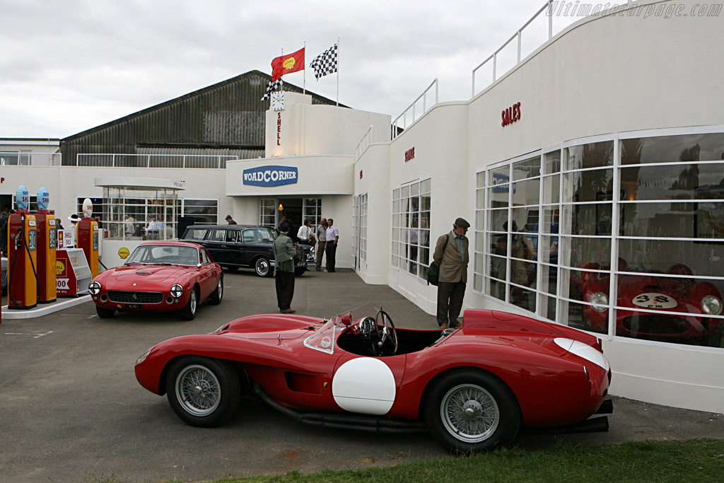 Ferrari Showroom    - 2007 Goodwood Revival