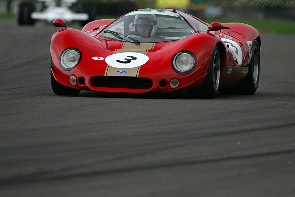 Ford F3L - Chassis: 002   - 2007 Goodwood Revival