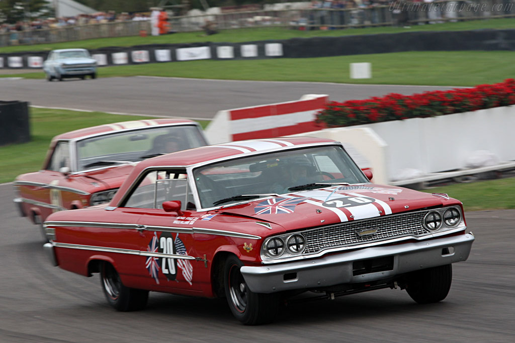 Ford Galaxy    - 2007 Goodwood Revival