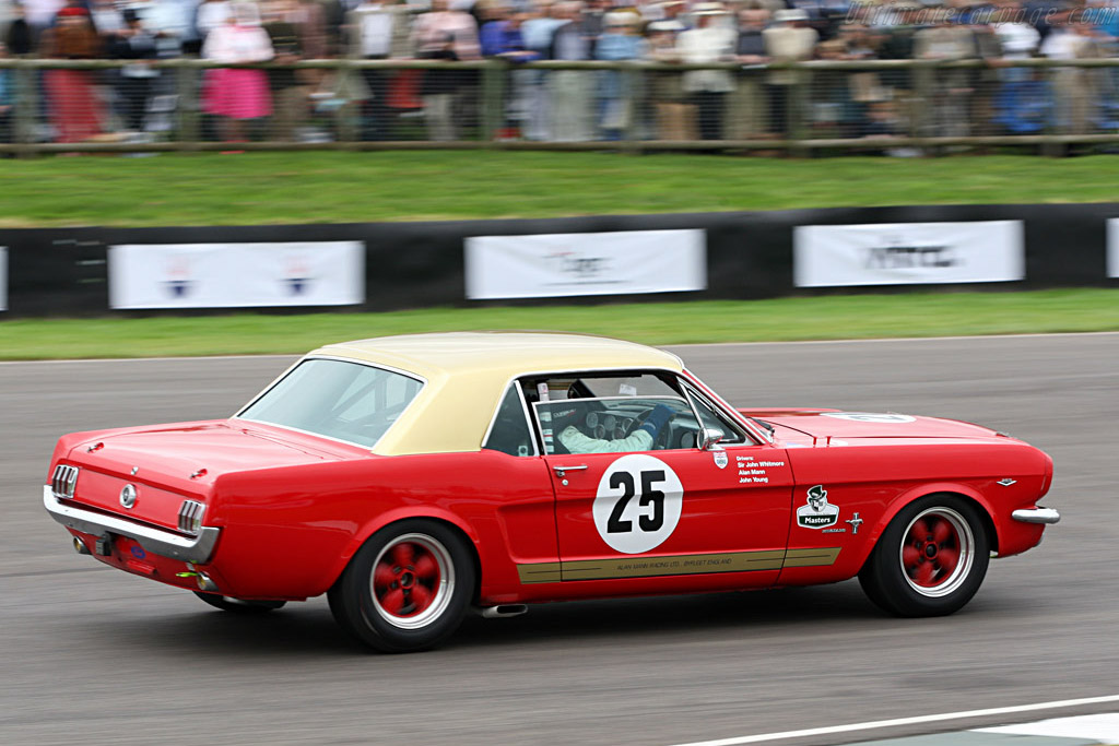 Ford Mustang    - 2007 Goodwood Revival