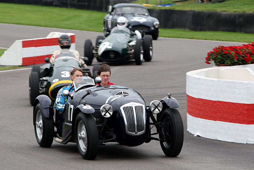 Frazer Nash Le Mans Replica - Chassis: 421/100/008  - 2007 Goodwood Revival