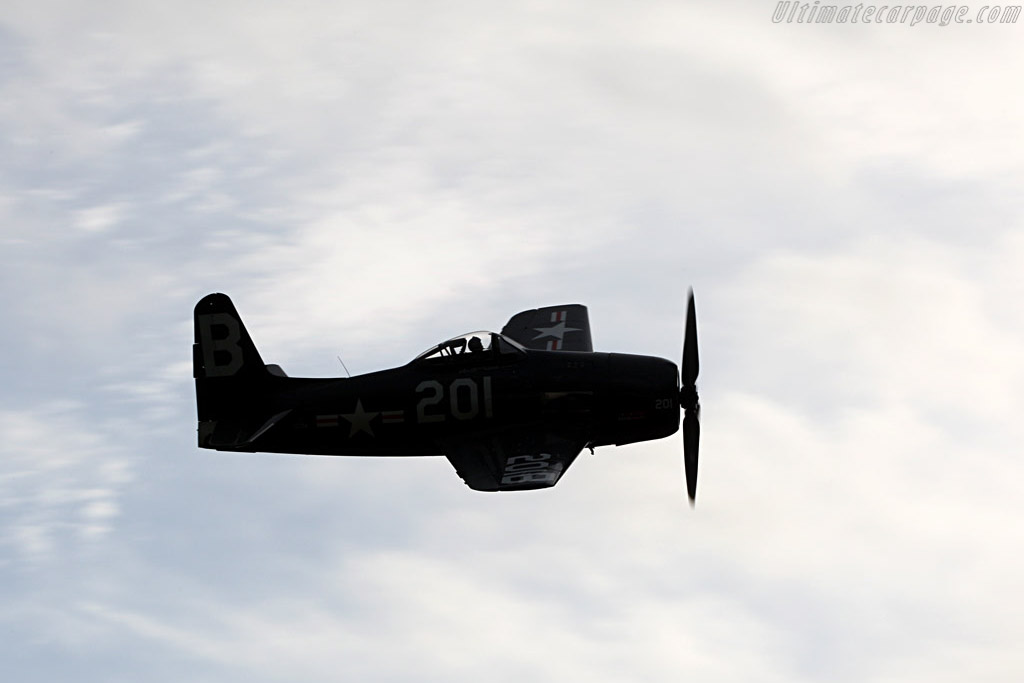 Grumman F8F-2P Bearcat    - 2007 Goodwood Revival