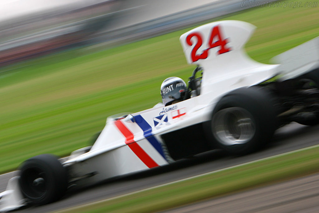 Hesketh 308B Cosworth    - 2007 Goodwood Revival