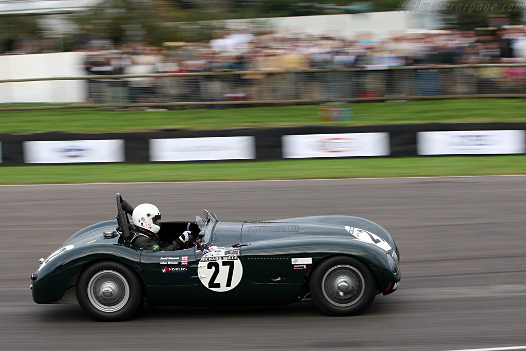 Jaguar C-Type - Chassis: XKC 008   - 2007 Goodwood Revival