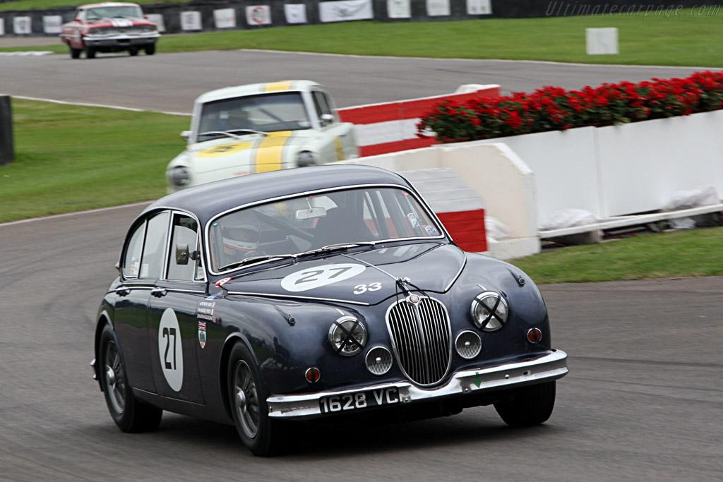 Jaguar MkII    - 2007 Goodwood Revival