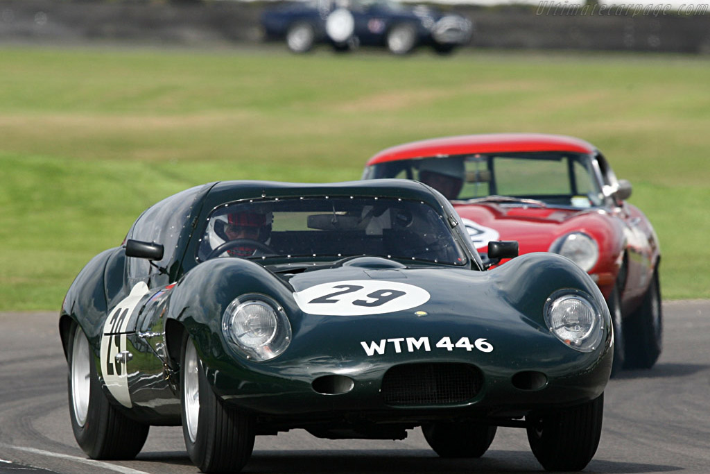 Lister Jaguar Coupe - Chassis: BHL 136   - 2007 Goodwood Revival