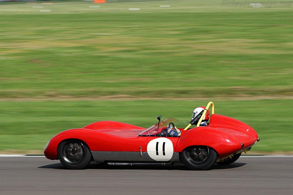 Lola Mk1    - 2007 Goodwood Revival