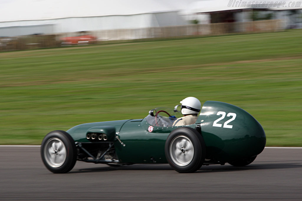 Lotus 12 Climax    - 2007 Goodwood Revival