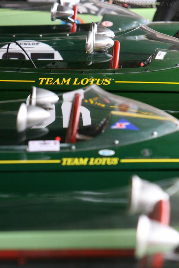 Lotus 24s    - 2007 Goodwood Revival