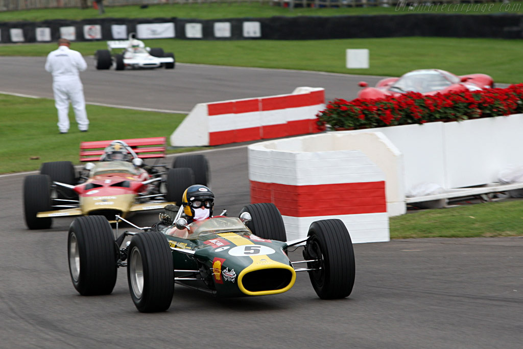 Lotus 49 Cosworth - Chassis: R4   - 2007 Goodwood Revival