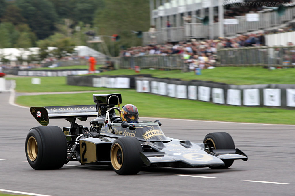 Lotus 72 Cosworth - Chassis: R6   - 2007 Goodwood Revival
