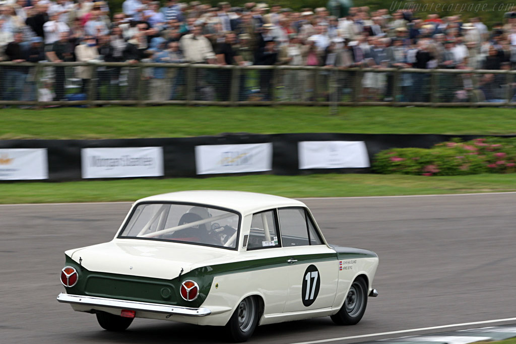 Lotus Cortina    - 2007 Goodwood Revival