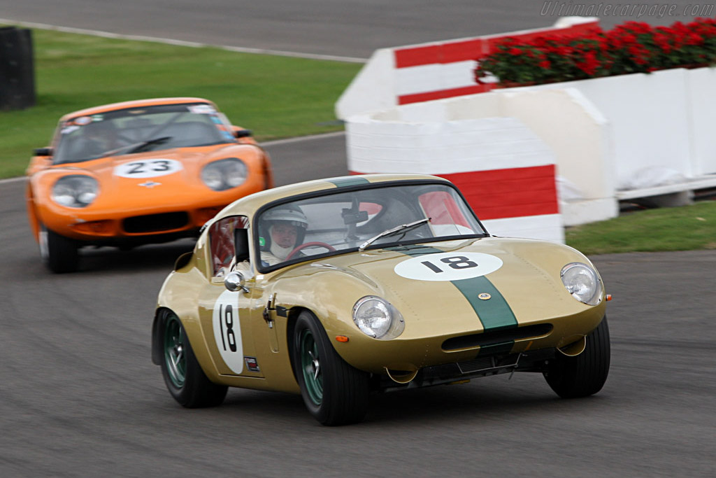 Lotus Elan 26R - Chassis: IWR/GT/1   - 2007 Goodwood Revival