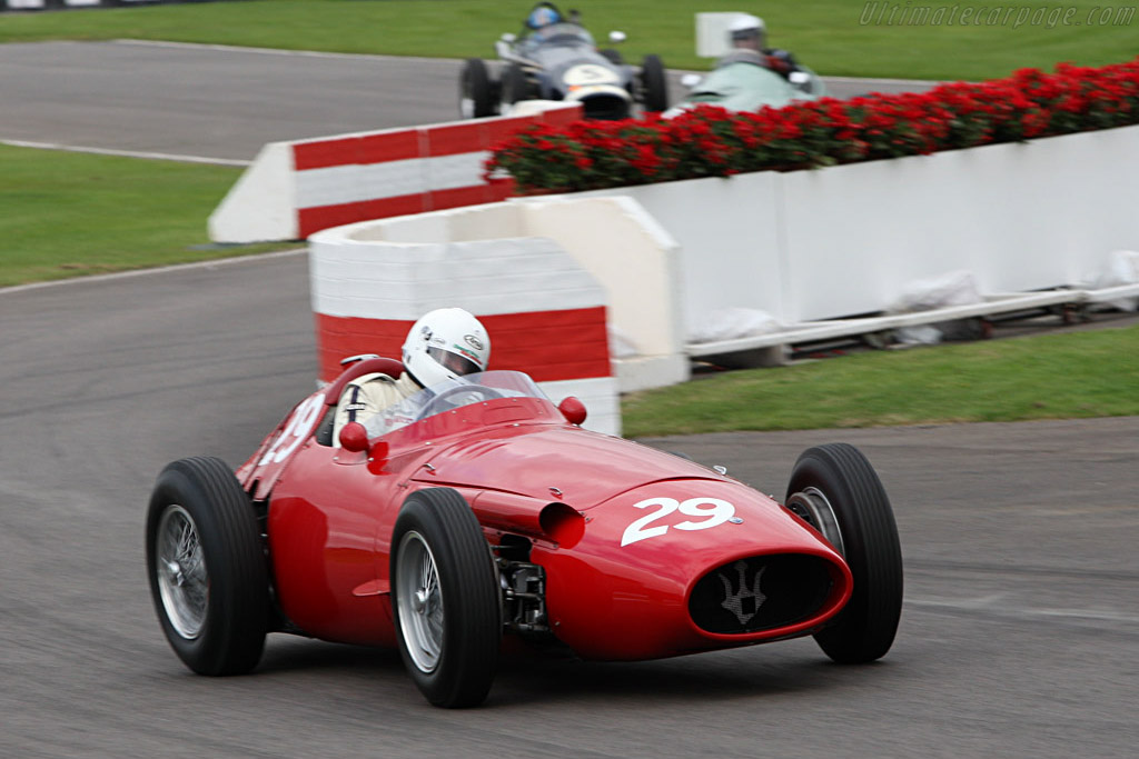 Maserati 250 F - Chassis: 2532   - 2007 Goodwood Revival