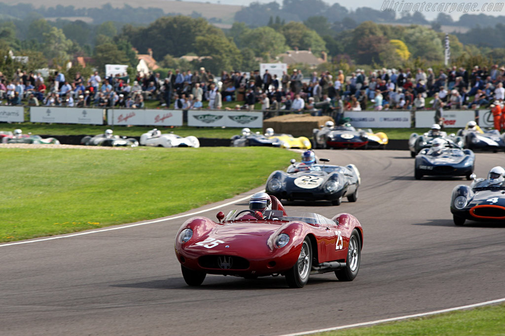 Maserati 250 S - Chassis: 2432   - 2007 Goodwood Revival