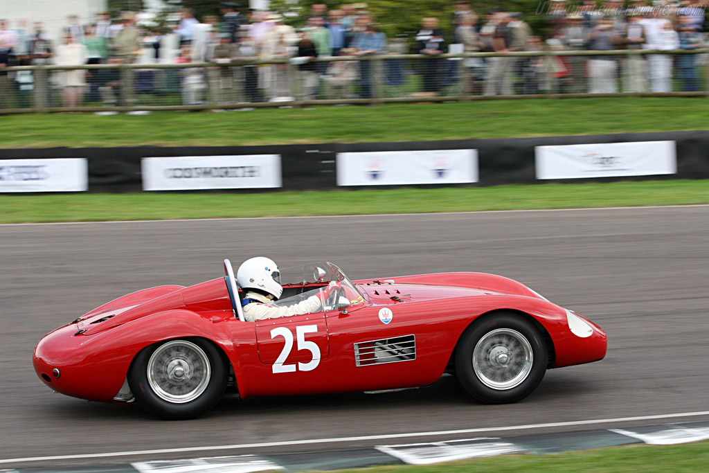 Maserati 300S - Chassis: 3055  - 2007 Goodwood Revival