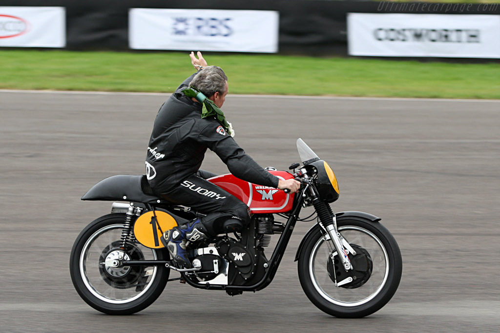 Matchless G50 (Wayne Gardner)    - 2007 Goodwood Revival