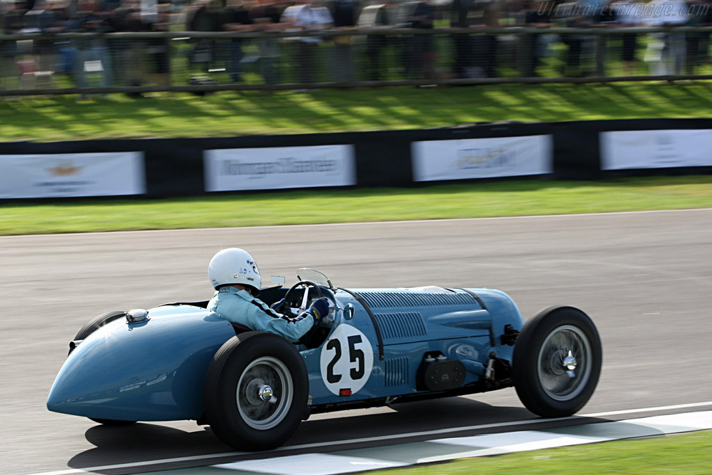 Maybach Mk1 - Chassis: 1   - 2007 Goodwood Revival