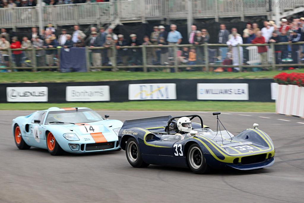 McLaren M1B - Chassis: 30-19   - 2007 Goodwood Revival