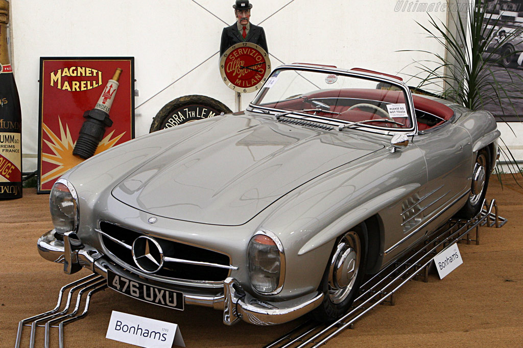 Mercedes-Benz 300 SL Roadster    - 2007 Goodwood Revival